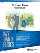 Cover icon of St. Louis Blues (COMPLETE) sheet music for jazz band by W.C. Handy, W.C. Handy and John Denton, classical score, easy/intermediate skill level