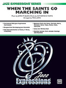 Cover icon of When the Saints Go Marching In (COMPLETE) sheet music for jazz band by James M. Black, Katherine E. Purvis and Mike Lewis, classical score, intermediate
