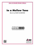 Cover icon of In a Mellow Tone sheet music for jazz band (full score) by Duke Ellington