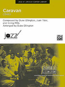 Cover icon of Caravan (COMPLETE) sheet music for jazz band by Duke Ellington, intermediate