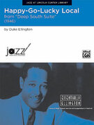 Cover icon of Happy-Go-Lucky Local sheet music for jazz band (full score) by Duke Ellington