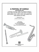 Cover icon of A Festival of Carols sheet music for Choral Pax (full score) by Anonymous and Douglas E. Wagner