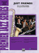 Cover icon of Just Friends sheet music for jazz band (full score) by John Klenner, intermediate