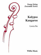Cover icon of Kalypso Kangaroo sheet music for string orchestra (full score) by Loreta Fin, easy