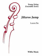 Cover icon of Jillaroo Jump sheet music for string orchestra (full score) by Loreta Fin