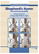 Cover icon of Shepherd's Hymn sheet music for string orchestra (full score) by Richard Meyer