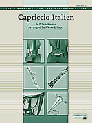 Cover icon of Capriccio Italienne sheet music for full orchestra (full score) by Pyotr Ilyich Tchaikovsky