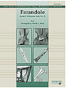 Cover icon of Farandole sheet music for full orchestra (full score) by Georges Bizet and Merle Isaac