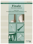 Cover icon of Surprise Symphony Finale (COMPLETE) sheet music for full orchestra by Franz Joseph Haydn and Vernon Leidig