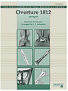 Cover icon of Overture 1812 sheet music for full orchestra (full score) by Peter Ilych Tschaikowsky and J. F. Lehmeier