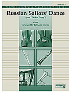 Cover icon of Russian Sailors' Dance sheet music for full orchestra (full score) by Reinhold Gliere, Reinhold Gliere and Russell Errante