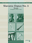 Cover icon of Slavonic Dance No. 3 (COMPLETE) sheet music for full orchestra by Antonin Dvorak