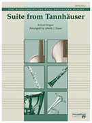 Cover icon of Suite from Tannhauser (COMPLETE) sheet music for full orchestra by Richard Wagner, classical score, easy/intermediate