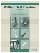 Cover icon of William Tell Overture (COMPLETE) sheet music for full orchestra by Gioacchino Rossini and Lilli Lehmann, classical score, easy/intermediate