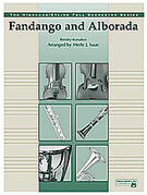 Cover icon of Fandango and Alborado (COMPLETE) sheet music for full orchestra by Nikolai Rimsky-Korsakov and Nikolai Rimsky-Korsakov, classical score, intermediate