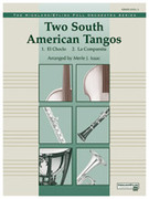 Cover icon of Two South American Tangos sheet music for full orchestra (full score) by Anonymous and Merle Isaac