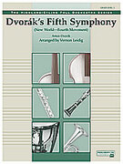 Cover icon of Dvorak's 5th Symphony (COMPLETE) sheet music for full orchestra by Anonymous and Vernon Leidig, classical score, easy/intermediate