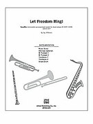 Cover icon of Let Freedom Ring! (COMPLETE) sheet music for Choral Pax by Jay Althouse