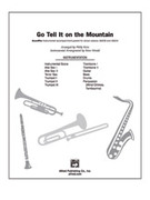 Cover icon of Go Tell It on the Mountain sheet music for Choral Pax (full score) by Anonymous and Philip Kern, easy/intermediate skill level
