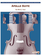 Cover icon of The Apollo Suite (COMPLETE) sheet music for string orchestra by Merle Isaac