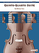 Cover icon of Quinto-Quarto Suite (COMPLETE) sheet music for string orchestra by Merle Isaac