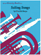 Cover icon of Sailing Songs sheet music for concert band (full score) by Elliot Del Borgo