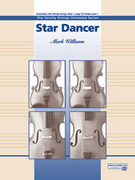Cover icon of Star Dancer sheet music for string orchestra (full score) by Mark Williams
