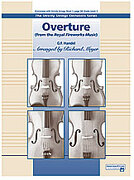 Cover icon of Overture from the