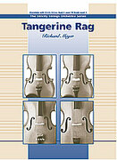 Cover icon of Tangerine Rag sheet music for string orchestra (full score) by Richard Meyer, beginner orchestra