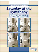 Cover icon of Saturday at the Symphony sheet music for string orchestra (full score) by Anonymous