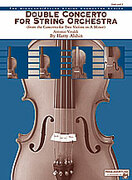 Cover icon of Double Concerto for String Orchestra from Concerto for Two Violins in A Minor (COMPLETE) sheet music for string orchestra by Antonio Vivaldi and Harry Alshin, classical score, easy/intermediate orchestra