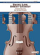 Cover icon of Swing Low, Sweet Chariot (COMPLETE) sheet music for string orchestra by Anonymous