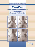 Cover icon of Can-Can sheet music for string orchestra (full score) by Jacques Offenbach and Richard Meyer
