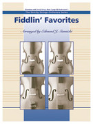 Cover icon of Fiddlin' Favorites sheet music for string orchestra (full score) by Anonymous and Edmund J. Siennicki