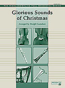 Cover icon of Glorious Sounds of Christmas sheet music for full orchestra (full score) by Anonymous and Dwight Gustafson, intermediate skill level