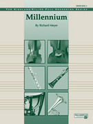 Cover icon of Millennium sheet music for full orchestra (full score) by Richard Meyer