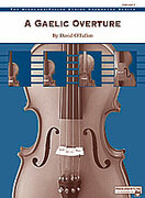 Cover icon of A Gaelic Overture (COMPLETE) sheet music for string orchestra by David O'Fallon, intermediate orchestra