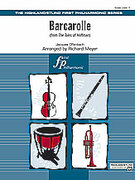 Cover icon of Barcarolle from