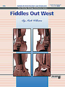 Cover icon of Fiddles Out West (COMPLETE) sheet music for string orchestra by Mark Williams, easy orchestra