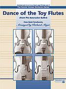 Cover icon of Dance of the Toy Flutes sheet music for string orchestra (full score) by Pyotr Ilyich Tchaikovsky