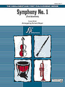 Cover icon of Symphony No. 1, 3rd Movement sheet music for full orchestra (full score) by Gustav Mahler, classical score, beginner