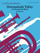 Cover icon of Shenandoah Valley (COMPLETE) sheet music for concert band by John Kinyon