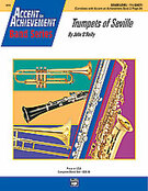 Cover icon of Trumpets of Seville (COMPLETE) sheet music for concert band by John O'Reilly