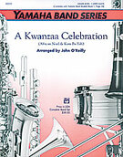 Cover icon of A Kwanzaa Celebration (COMPLETE) sheet music for concert band by Anonymous