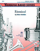Cover icon of Ritmico! sheet music for concert band (full score) by Robert Sheldon