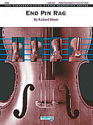 Cover icon of End Pin Rag sheet music for string orchestra (full score) by Richard Meyer