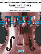 Cover icon of Jane and Josey (COMPLETE) sheet music for string orchestra by Anonymous and Carrie Lane Gruselle, easy