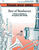 Cover icon of Best of Beethoven sheet music for concert band (full score) by Ludwig van Beethoven