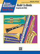 Cover icon of Rockin' La Bamba (COMPLETE) sheet music for concert band by Anonymous, beginner