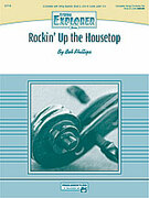 Cover icon of Rockin' Up the Housetop (COMPLETE) sheet music for string orchestra by Bob Phillips